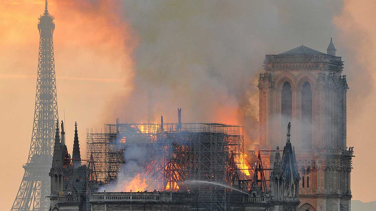 ABC documentary revisits bravery, first-hand accounts of 2019 Notre-Dame cathedral fire