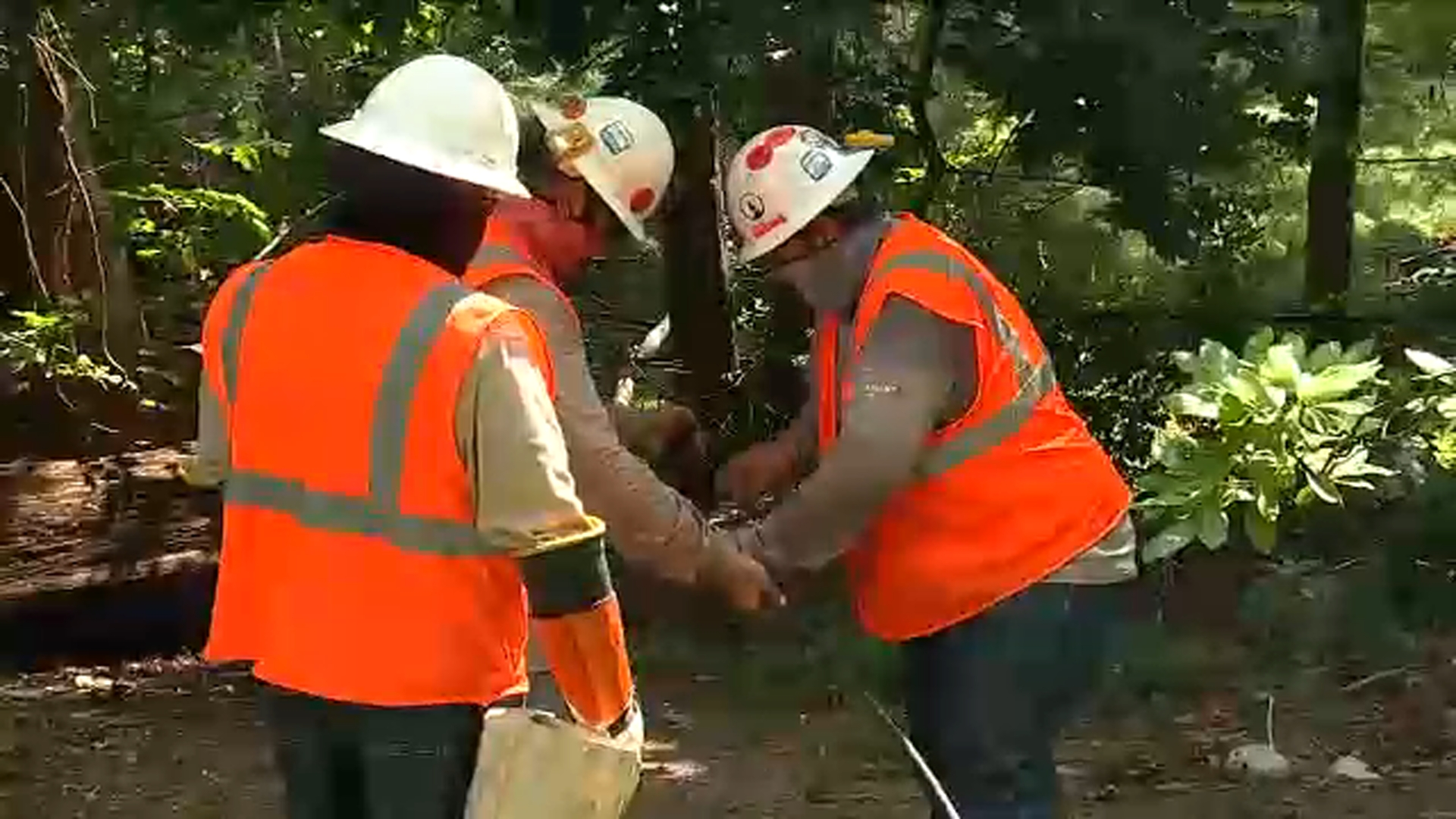 Thousands on Long Island still hoping for power restoration