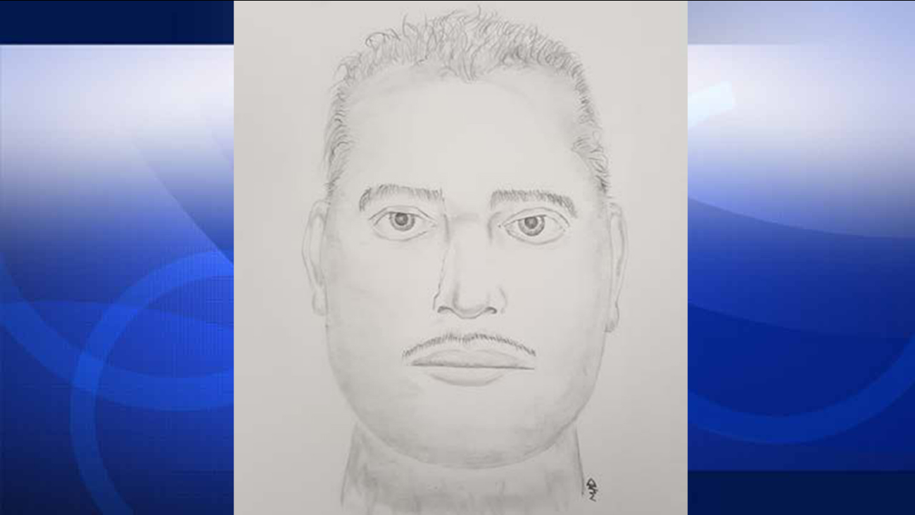The El Camino College Police Department released this sketch of a suspect wanted for an armed robbery on Thursday, Sept. 3, 2015.