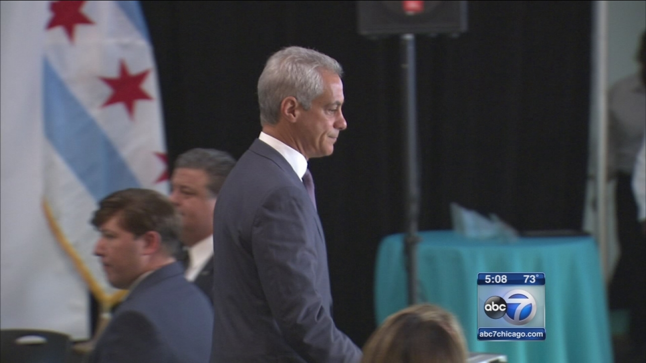 Tribune sues Emanuel