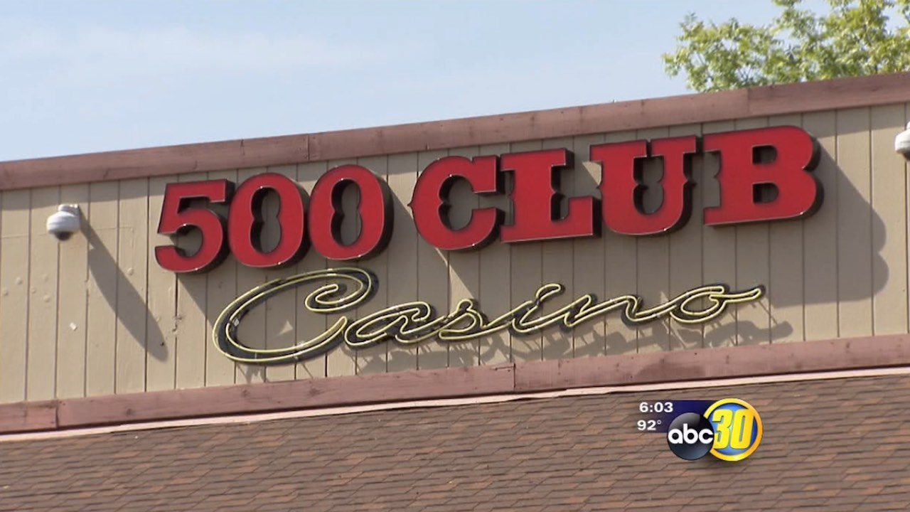 500 Club in Clovis issued interim gaming license