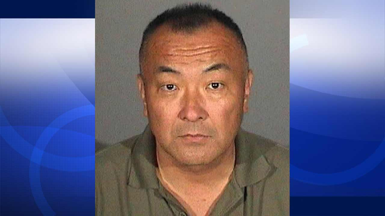 Joseph Alan Kikuchi, 56, was arrested on suspicion of engaging in lewd and lascivious acts with a minor on Thursday, Sept. 24, 2015.