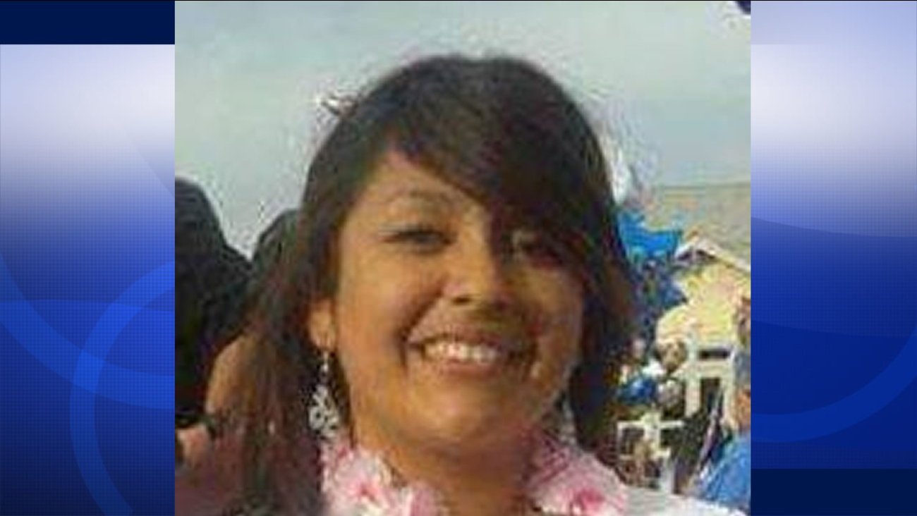 Carina Angulo was last seen on Sept. 18 in the downtown Santa Cruz area.