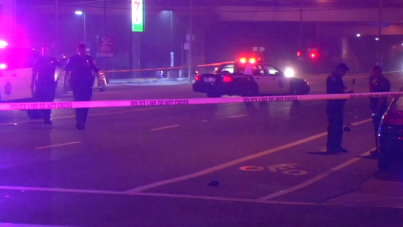 On Sept. 13 at 10:45 p.m., police responded to reports of a hit-and-run collision in the 3100 block of San Jose Avenue in San Francisco, Calif.