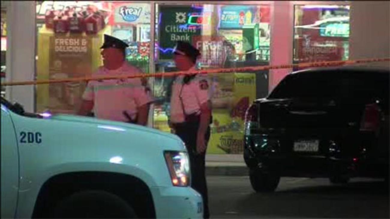Man shot getting into wrong car in NE Philadelphia