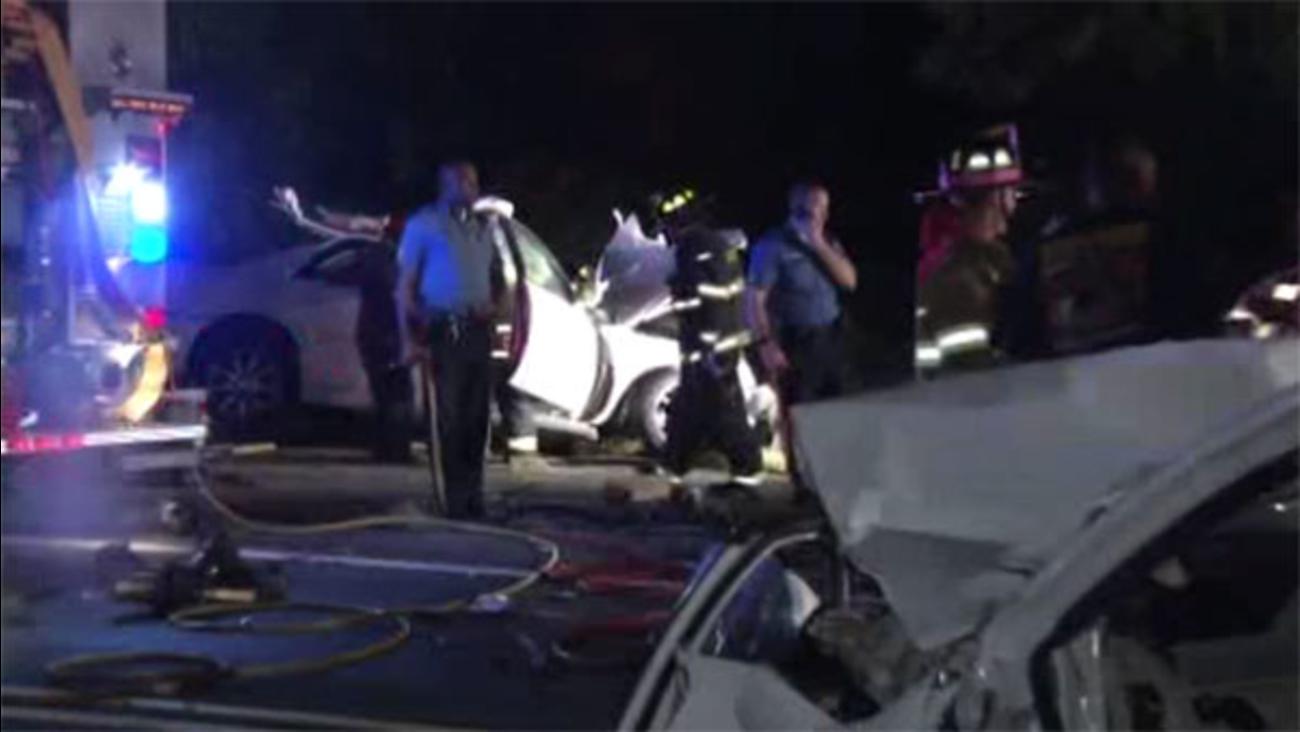 1 dead, 2 injured in head-on crash in Delaware