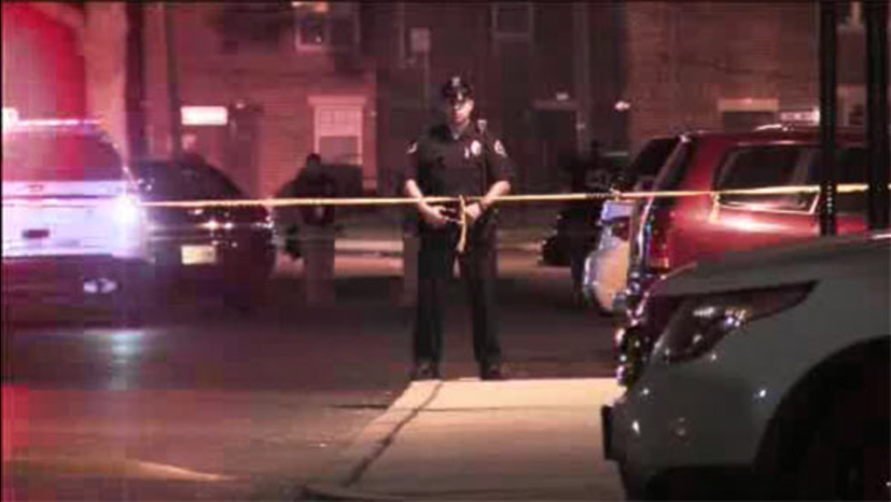 Man shot and killed in Camden