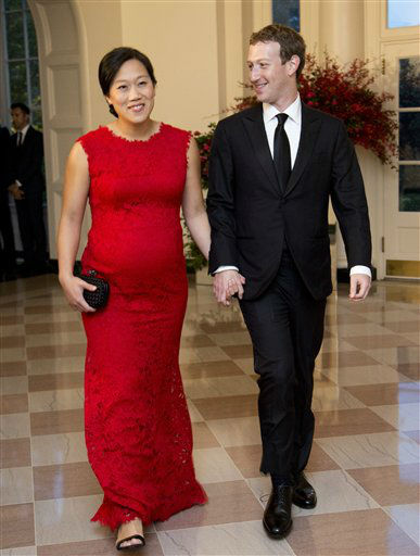 "<div class=""meta image-caption""><div class=""origin-logo origin-image none""><span>none</span></div><span class=""caption-text"">Facebook Chairman and Chief Executive Officer Mark Zuckerberg and his wife Priscilla Chan arrive. (AP Photo/ Manuel Balce Ceneta)</span></div>"