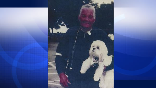 Peter Gales, 82, was last seen walking his small, white dog in Oakland, Calif. on Saturday, September 26, 2015.
