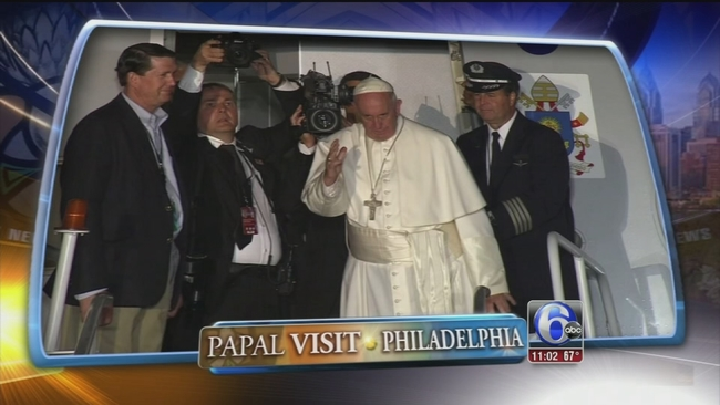 Pope Francis' Philadelphia Fiat to be auctioned at Auto ...