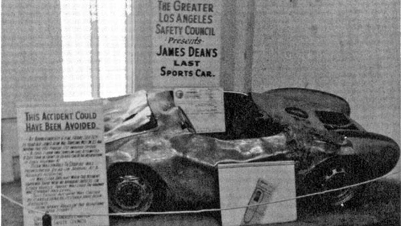 James Dean Porsche >> Museum Has New Lead In Hunt For James Dean S Wrecked Porsche
