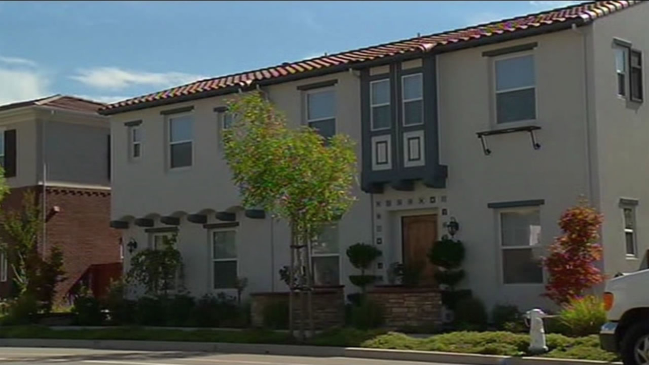 Prices for homes like this one in Berkeley, Calif. are being sold for a median price of $1.05 million.