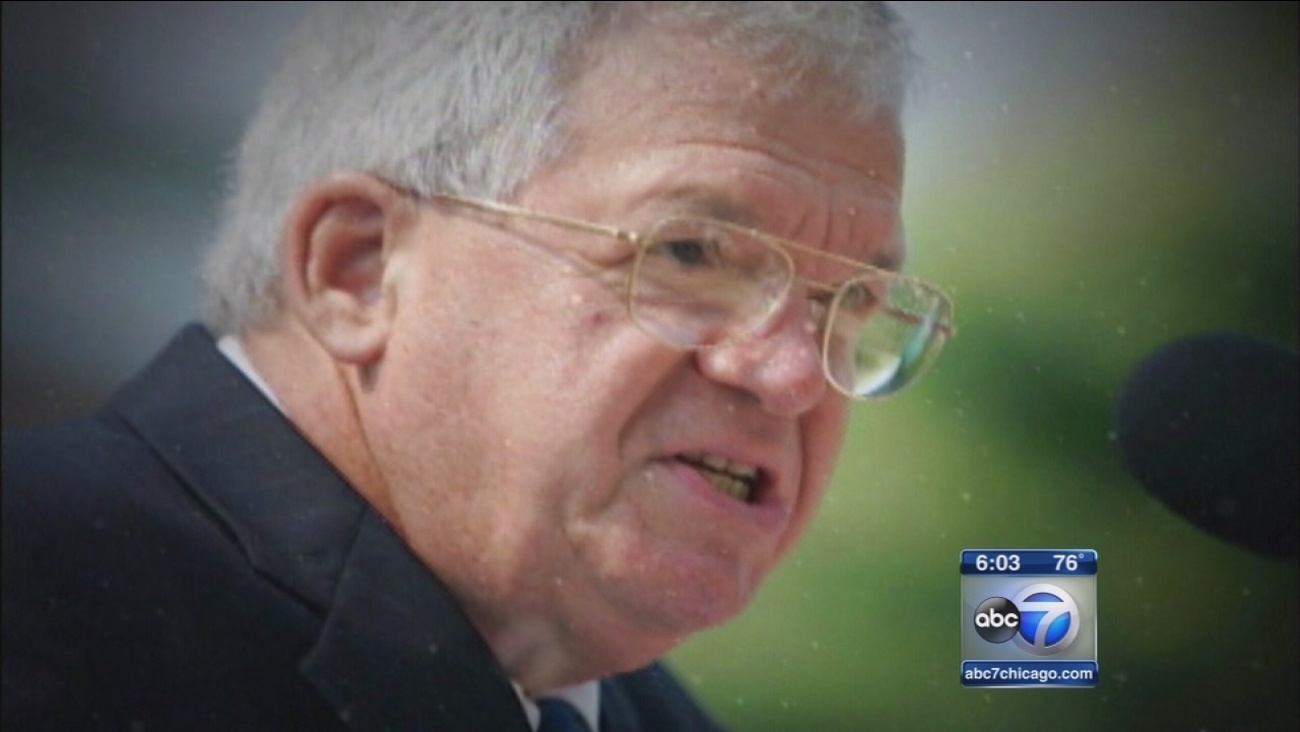 Possible plea deal for Dennis Hastert