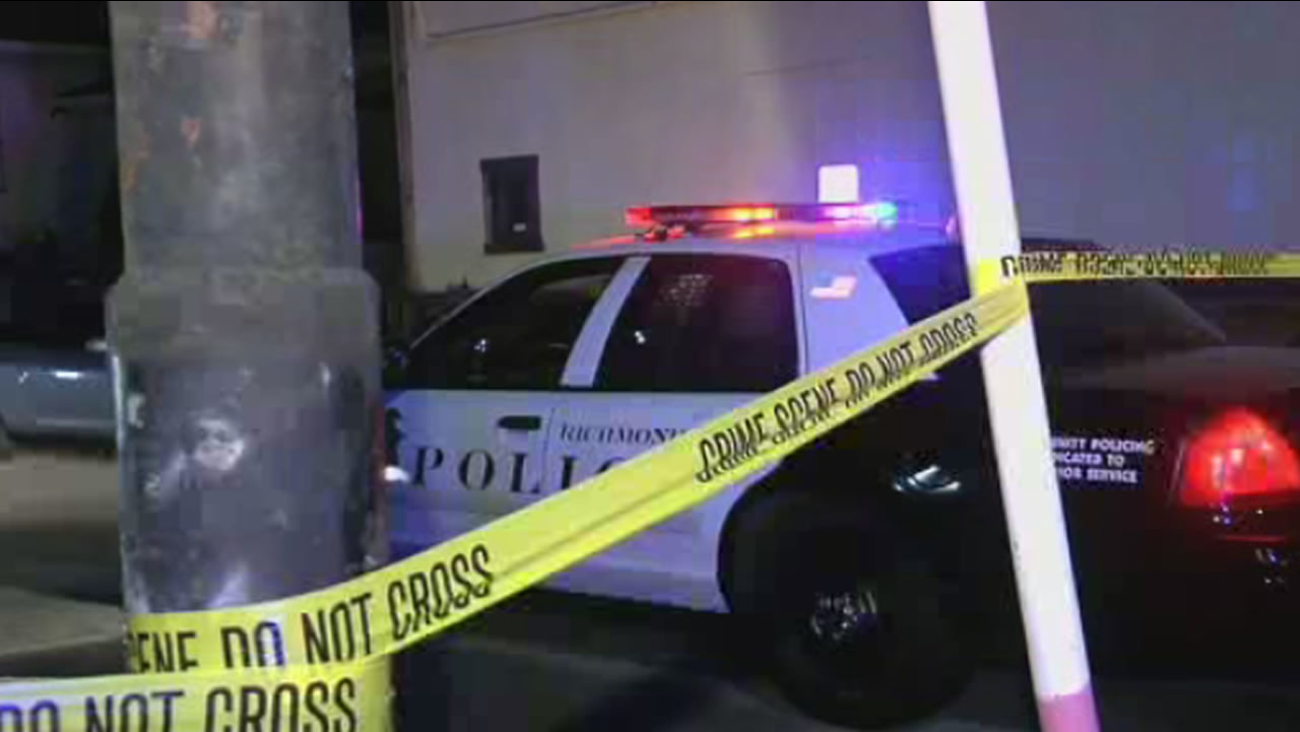 Richmond police are investigating a double homicide