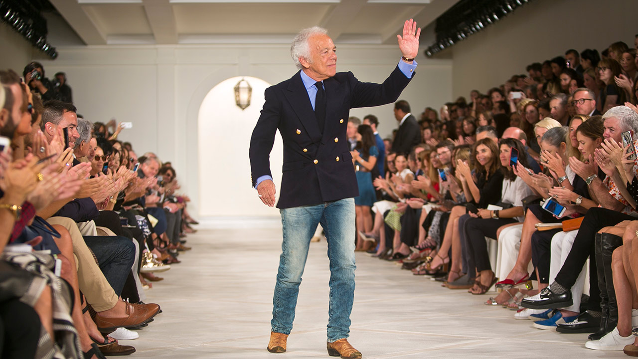 Ralph Lauren Creator Of Fashion Empire Stepping Down As Ceo Abc13 Houston