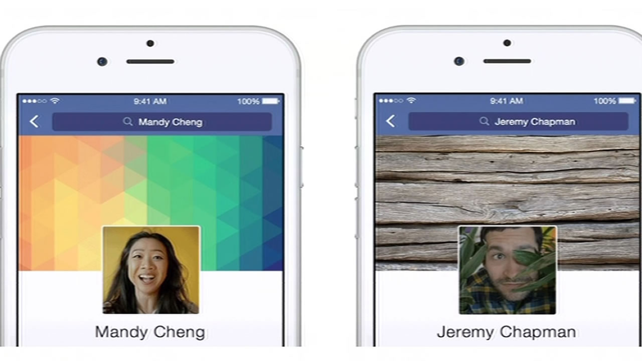 Facebook has announced users will soon be able to use a seven second looping video as a profile picture, Sept. 30, 2015.