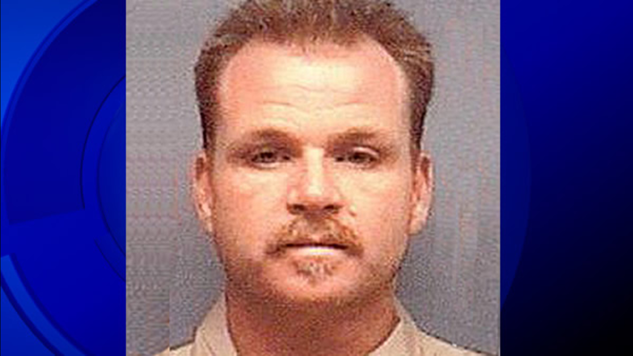 FILE - Robert Bates who is a convicted child molester is seen in this undated image.