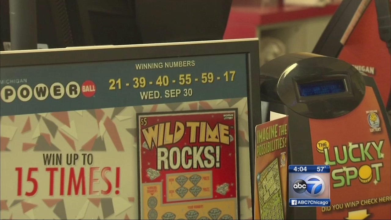 Powerball Numbers Drawing For 310m Jackpot Yields 1 Winner In