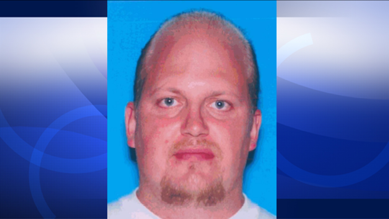 Jari Tapani Wayne, 34, is seen in this photo from the California Department of Motor Vehicles. Police say Wayne was fatally stabbed in Lake Balboa on Tuesday, Sept. 29, 2015.