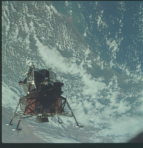 space missions before apollo 11 - photo #44