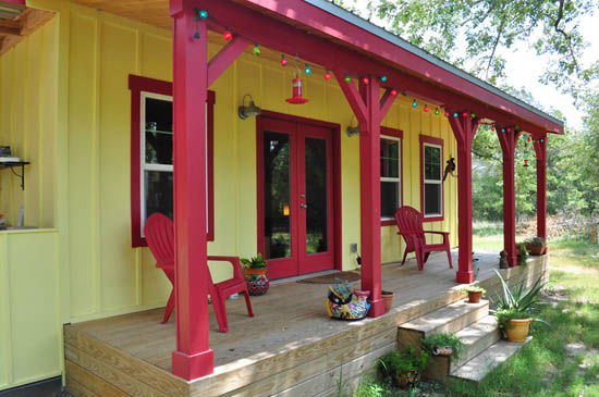"<div class=""meta image-caption""><div class=""origin-logo origin-image none""><span>none</span></div><span class=""caption-text"">Inspired by the recent 'tiny homes' movement, Waco-based 'Kanga Room Systems' designs small outdoor buildings for home and office. (Photo/Kanga Room Systems)</span></div>"