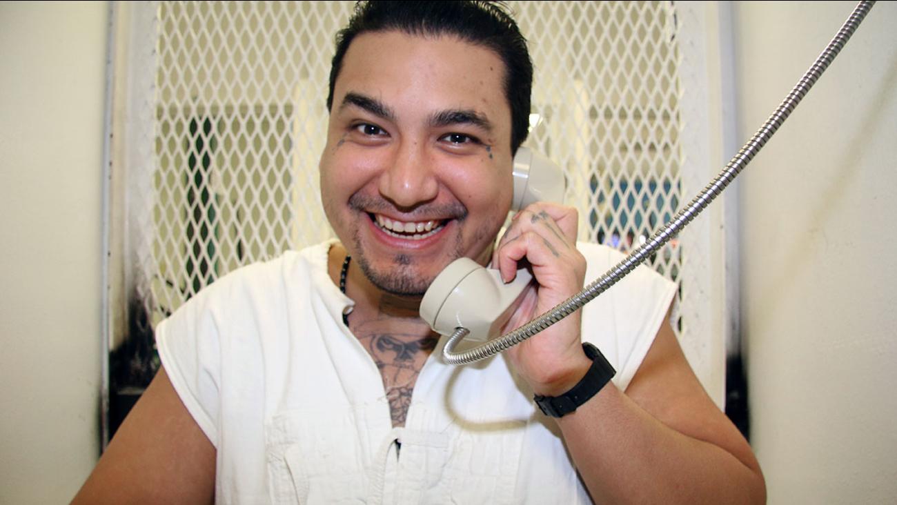 Death row inmate Juan Garcia