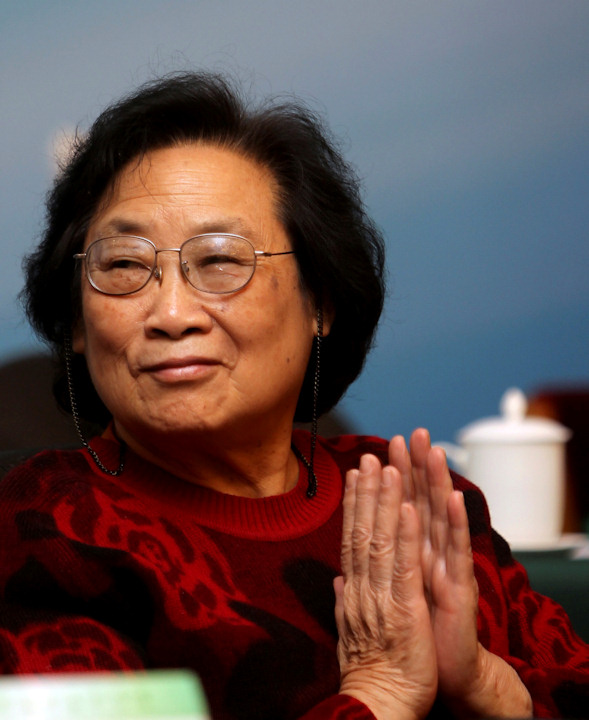 "<div class=""meta image-caption""><div class=""origin-logo origin-image none""><span>none</span></div><span class=""caption-text"">Tu Youyou, Chief Professor at the China Academy of Traditional Chinese Medicine, is shown in 2011. Youyou was awarded a Nobel Prize in physiology or medicine. (Jin Liwang/Xinhua via AP)</span></div>"