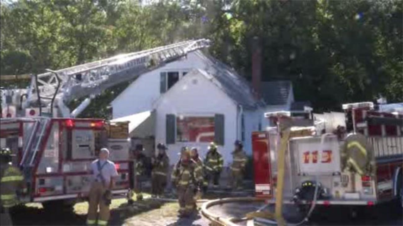 Woman injured in bedroom fire in Wilmington