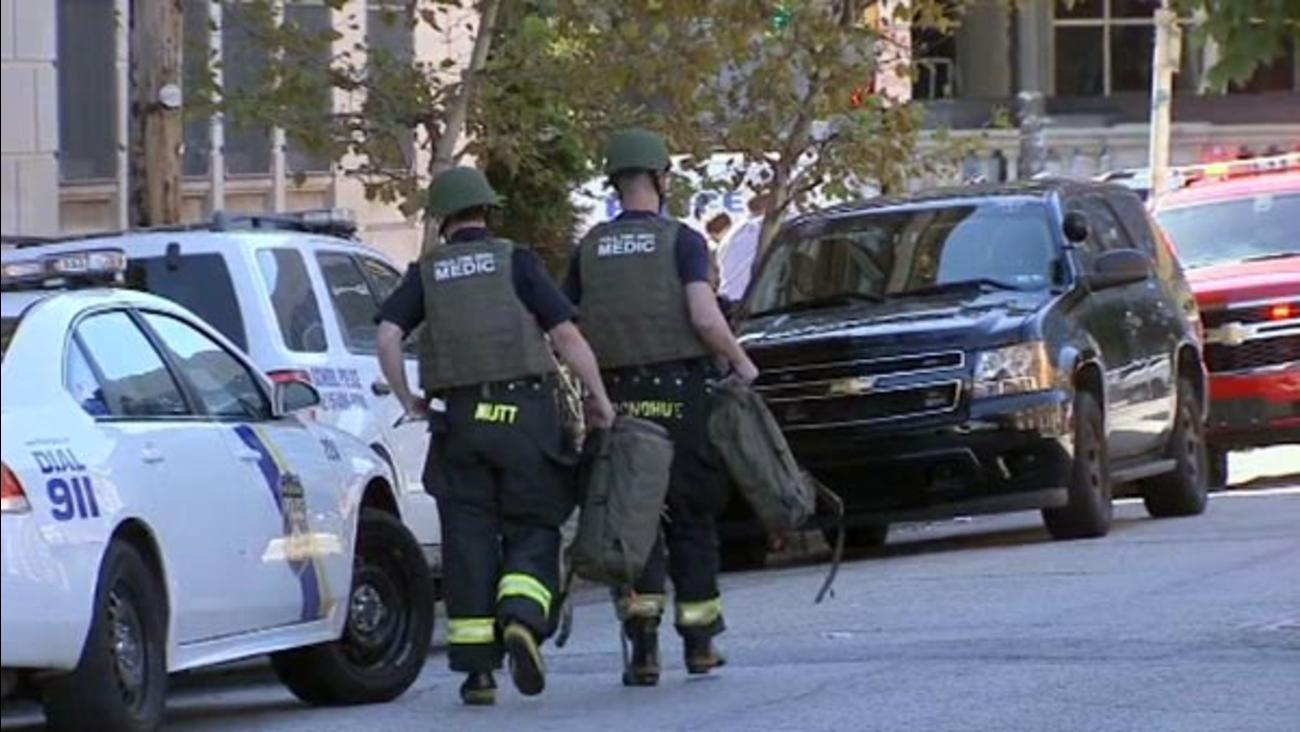 Report of gunman on campus prompts lockdown at Community College of Philadelphia