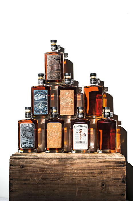 """<div class=""""meta image-caption""""><div class=""""origin-logo origin-image none""""><span>none</span></div><span class=""""caption-text"""">Visit the legendary Stitzel-Weller Distillery in Kentucky for barrel hunting, tasting and creating unique Orphan Barrel variants. (Photo/Neiman Marcus)</span></div>"""