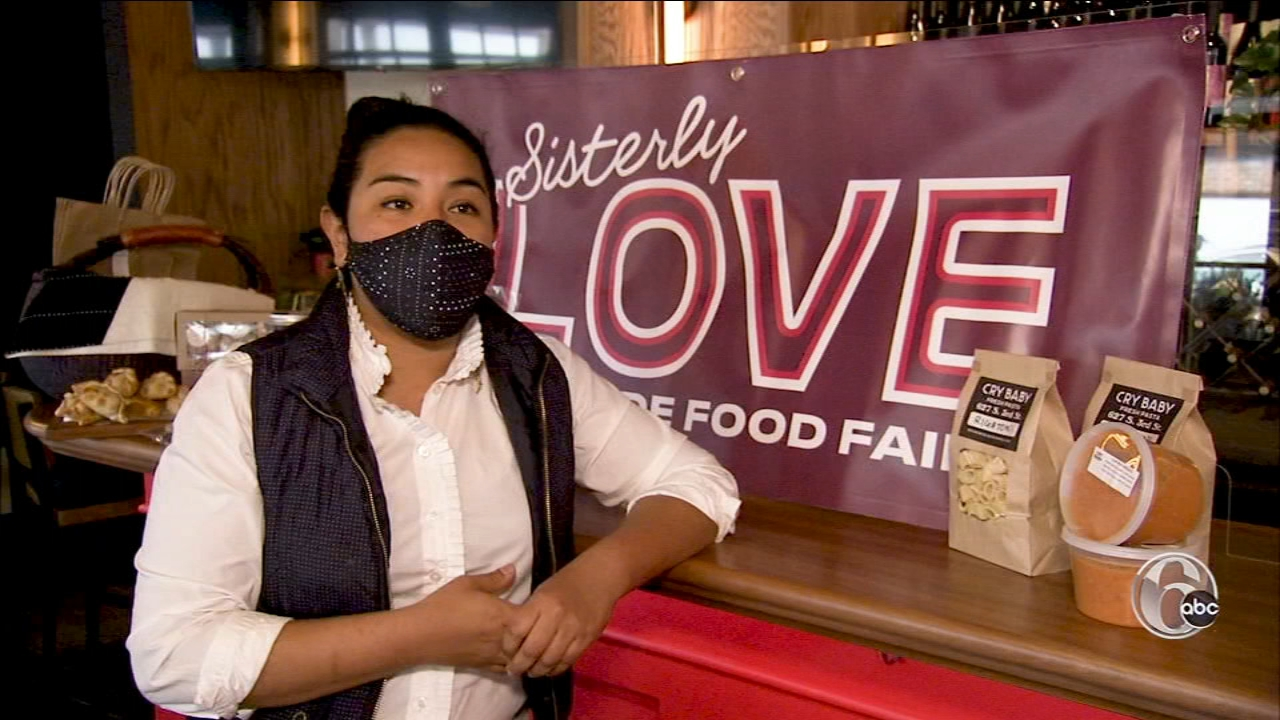 Fyi Philly Feeds Our Food Workers Campaign New Bakeries Pop Up During The Pandemic And Chinatown S Covid 19 Reopening 6abc Philadelphia