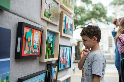 """<div class=""""meta image-caption""""><div class=""""origin-logo origin-image none""""><span>none</span></div><span class=""""caption-text"""">From paintings to sculptures, there will be a variety of works from many artist on display in downtown Houston, October 10-11, 2015. (Bayou City Art Festival)</span></div>"""