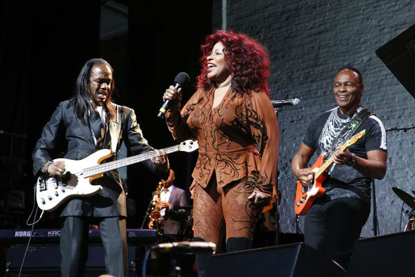 "<div class=""meta image-caption""><div class=""origin-logo origin-image none""><span>none</span></div><span class=""caption-text"">Musical artist Verdine White, Chaka Khan, and Ray Parker Jr. perform at the 13th annual ""A Great Night in Harlem"" gala concert, on Friday, Oct. 24, 2014, in New York. (AP Photo/ Mark Von Holden)</span></div>"