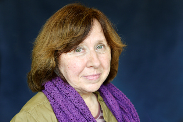 "<div class=""meta image-caption""><div class=""origin-logo origin-image none""><span>none</span></div><span class=""caption-text"">Svetlana Alexievich, a journalist living in Russia, was awarded the Nobel Prize in literature. (Photo by Ulf Andersen/Getty Images)</span></div>"