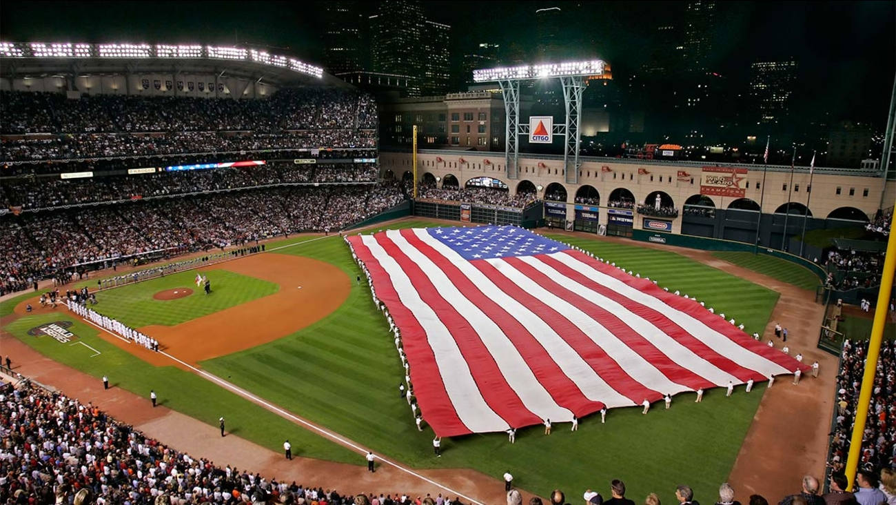 Houston Astros at Minute Maid Park