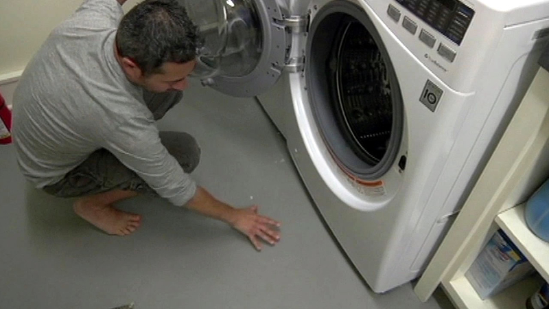 Fix With Leaking Lg Washer