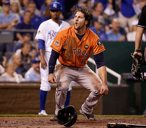 "<div class=""meta image-caption""><div class=""origin-logo origin-image ap""><span>AP</span></div><span class=""caption-text"">Jake Marisnick scores in the Astros 5-2 win Thursday</span></div>"