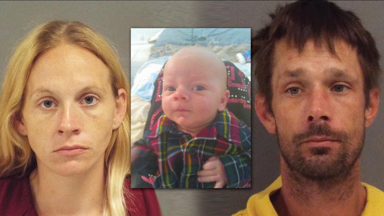 Kristen Bury, Joseph Walsh and baby Chance