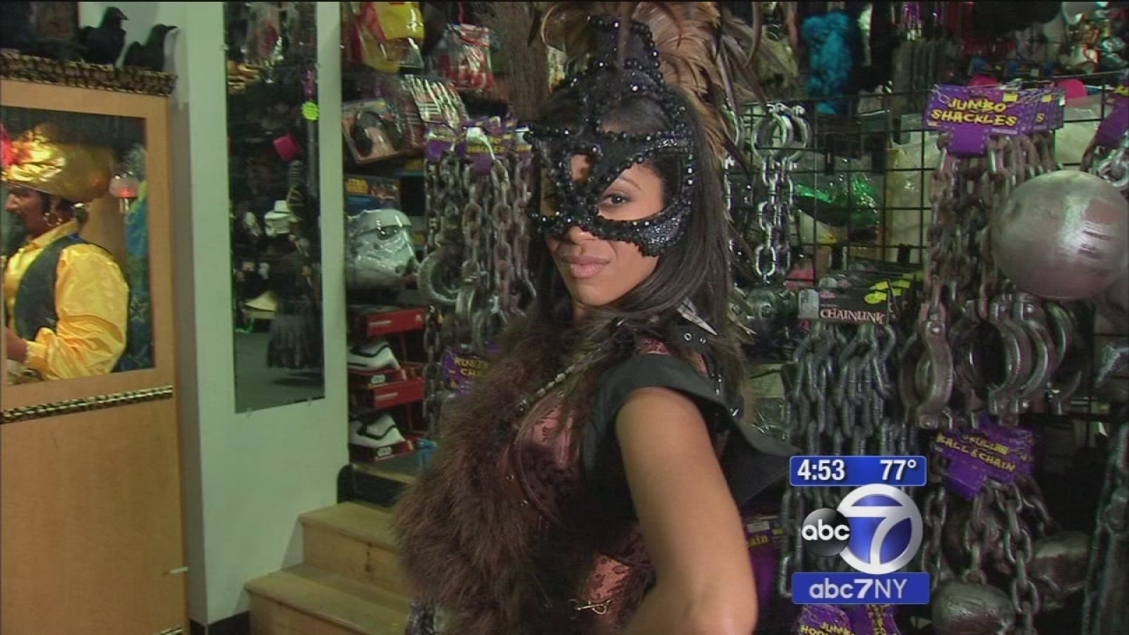 Latest And Greatest Halloween Costume Trends Of 2015 Abc7 New York