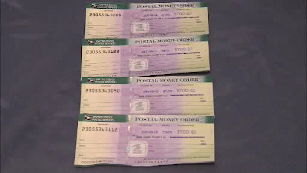 7 On Your Side Top Tips To Spotting Fake U S Postal Money Orders Abc7 New York