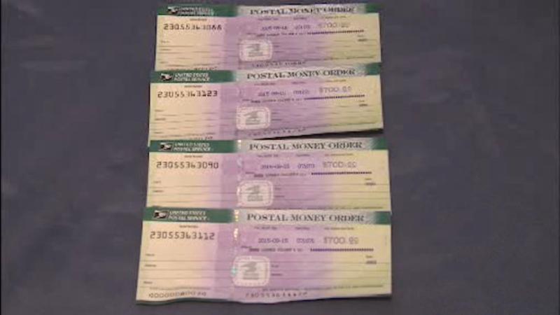 USPS money order scam warning