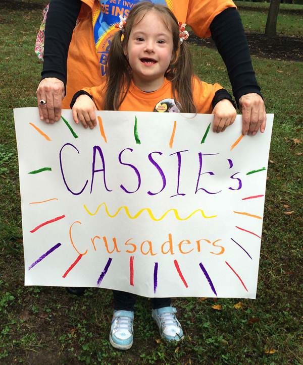 "<div class=""meta image-caption""><div class=""origin-logo origin-image none""><span>none</span></div><span class=""caption-text"">Pictures from past Buddy Walks with Heather Waliga and her little sister, Cassie (WTVD Photo)</span></div>"