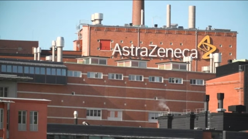 Covid Vaccine Updates 1 Dose Of Astrazeneca Vaccine Effective Uk Study Shows Abc7 New York