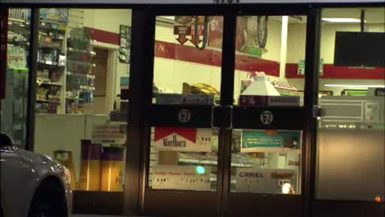 Suspect sought in armed robbery of 7-Eleven in Feltonville