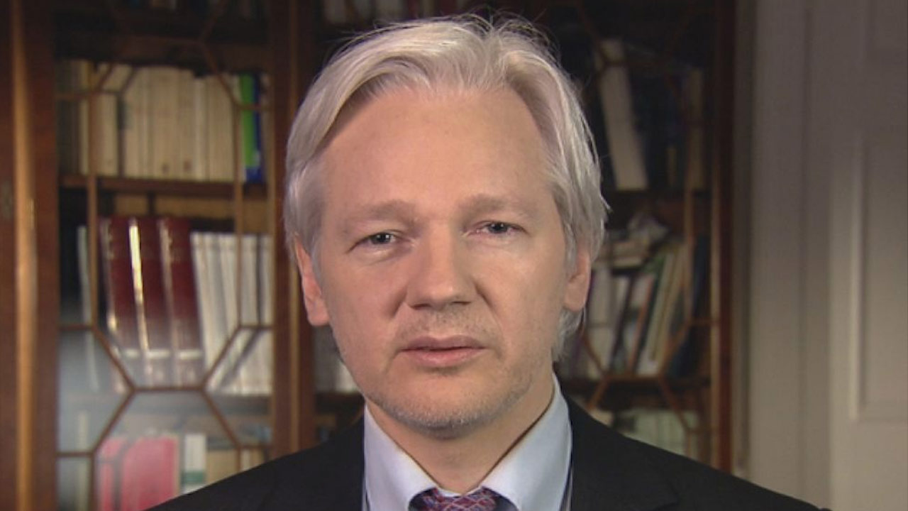 WikiLeaks Founder Julian Assange is seen in this undated file photo.