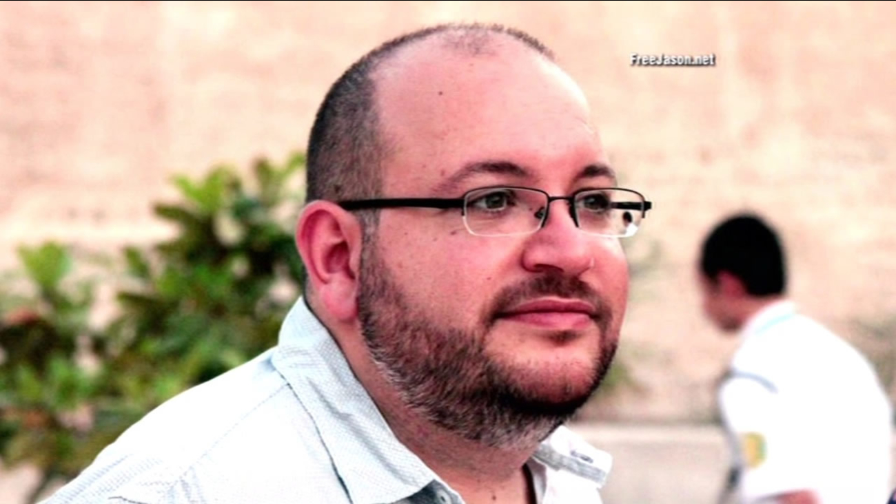 FILE - A Washington Post reporter named Jason Rezaian who has been held in an Iranian prison for over a year has been convicted by Iran in an espionage trial.
