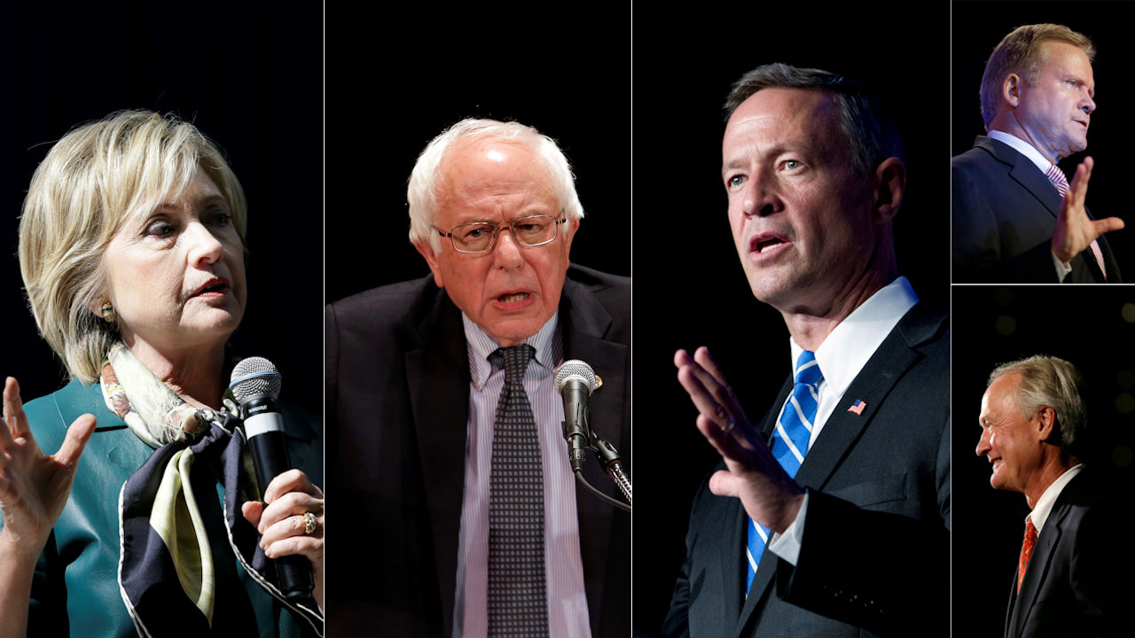 democratic debate las vegas