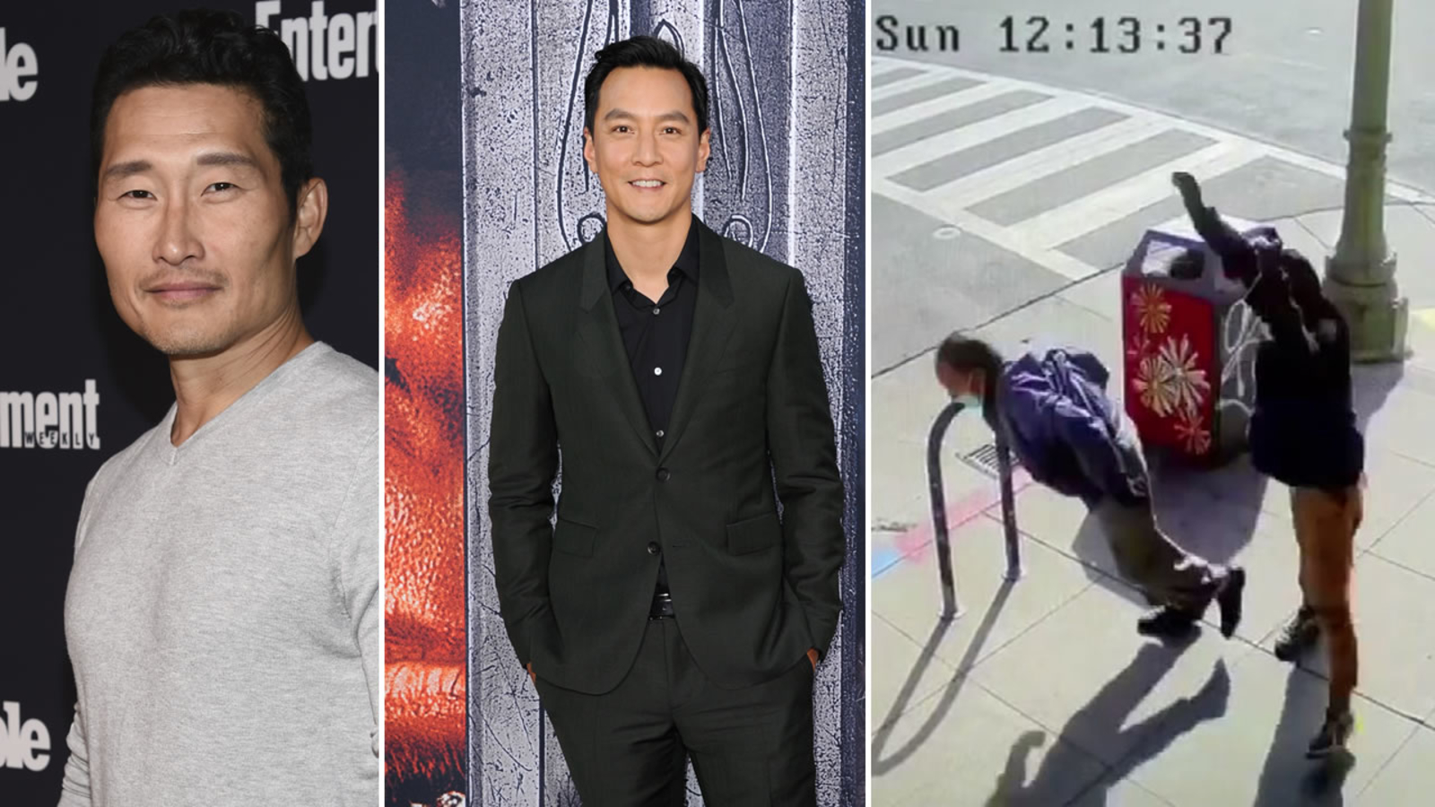 abc7news.com: Actors Daniel Dae Kim, Daniel Wu offer K reward after 91-year-old shoved to ground in Oakland's Chinatown