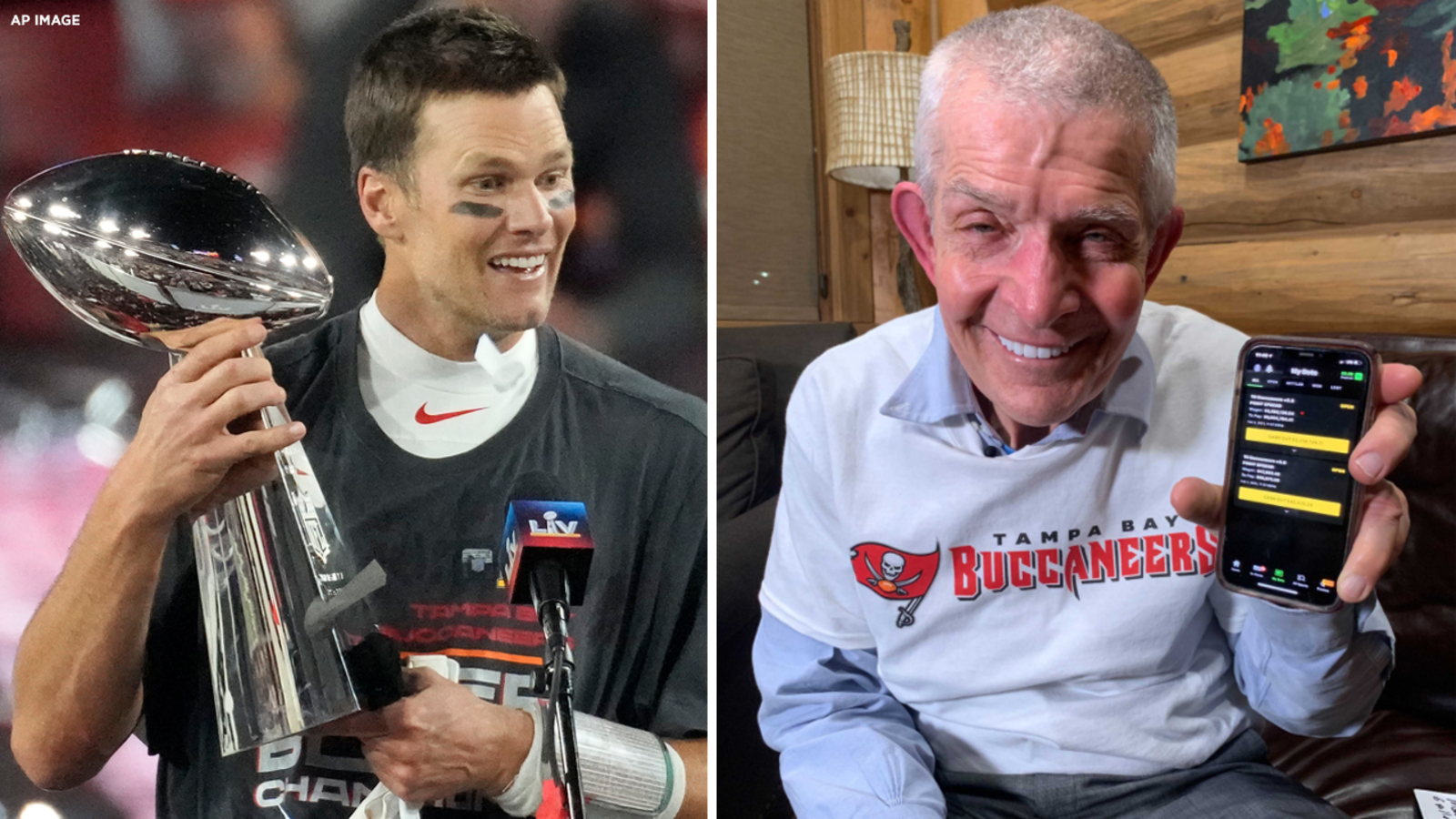 Mattress Mack will cash in on $3.4M bet for Super Bowl LV