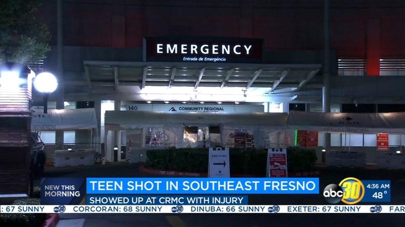 14 Year Old Shot In Southeast Fresno Deputies Say Abc30 Fresno